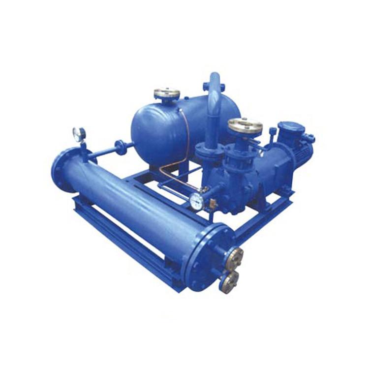 广东水(液)环式真空泵闭路循环系统